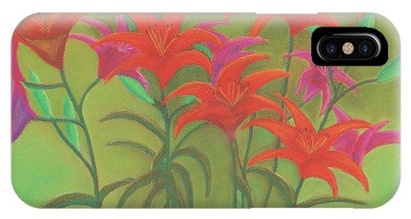 Sun Dance IPhone Case
