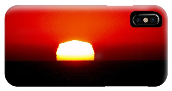 Sun Dipping IPhone Case