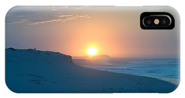 Sun Dune IPhone Case