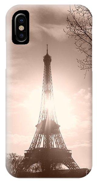 Sun In Paris IPhone Case