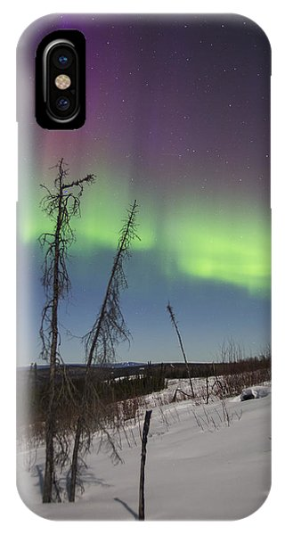Sun-kissed Aurora IPhone Case