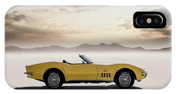 Man Cave iPhone Case - Sun Kissed by Douglas Pittman