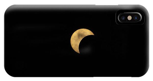 Sun Moon Clouds IPhone Case