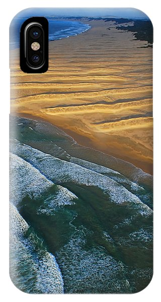 Sun Rise Coast  IPhone Case