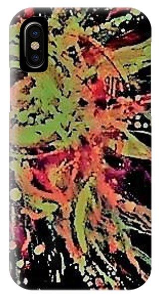 Sun Burst II IPhone Case
