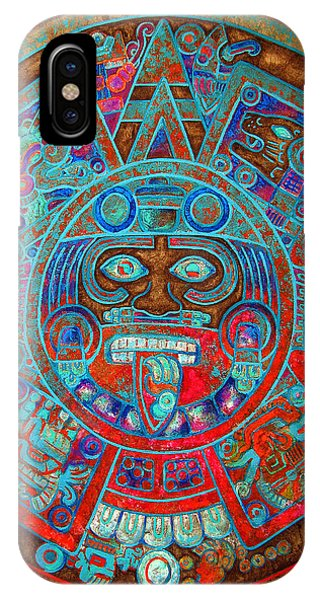 Aztec iPhone Case - S U N  . S T O N E by J  - O   N    E