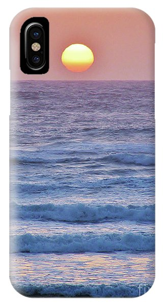 Sun To Sea IPhone Case