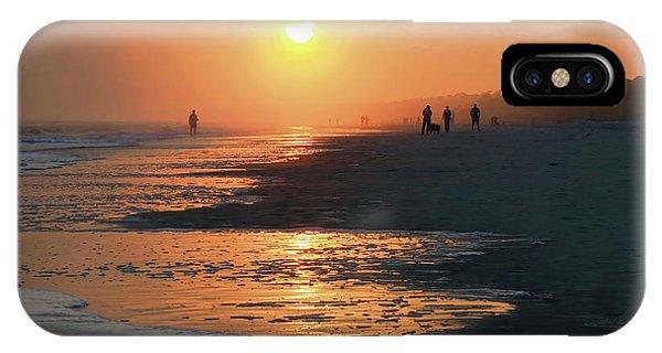 Sun Worshipers IPhone Case