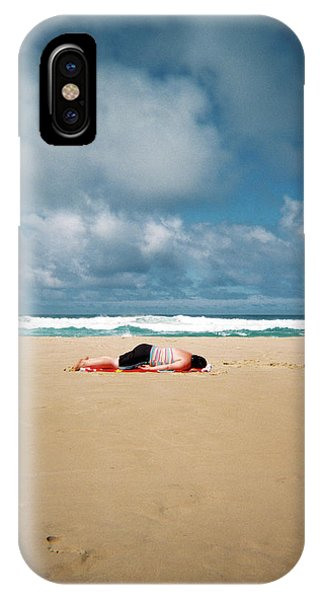 Sunbather IPhone Case
