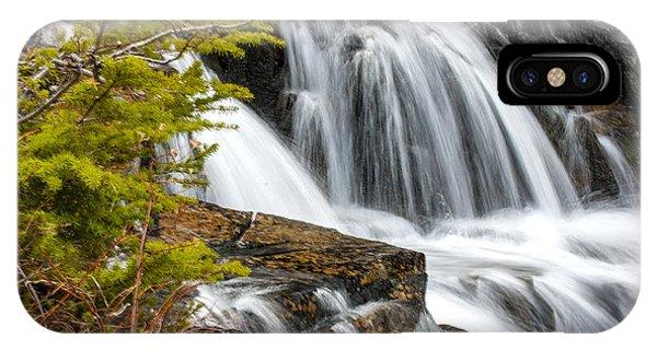 Sunbeam Creek I IPhone Case