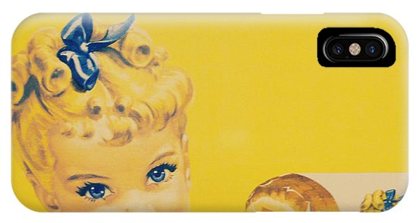 Sunbeam Girl IPhone Case