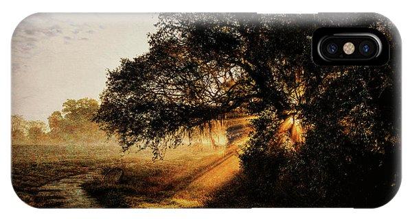 Sunbeam Sunrise IPhone Case
