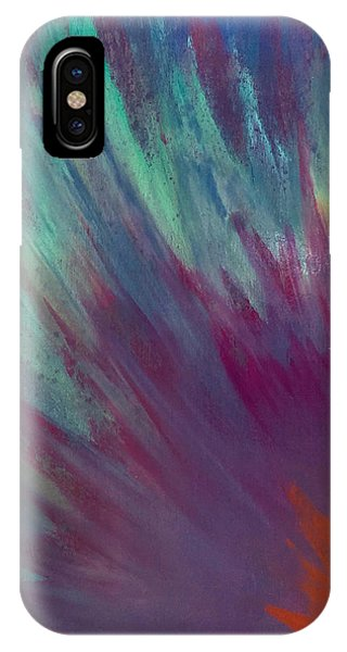 Sunburst Aura IPhone Case