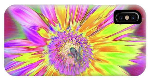 Sunbuzzy IPhone Case
