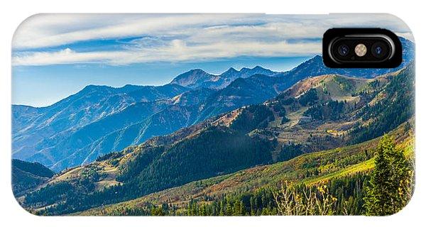 Sundance Autumn IPhone Case