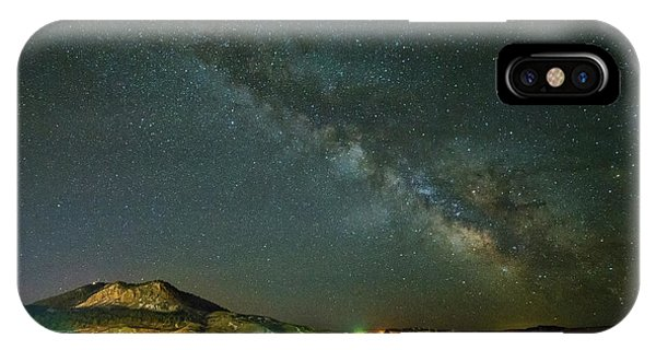 Sundance Milky Way IPhone Case