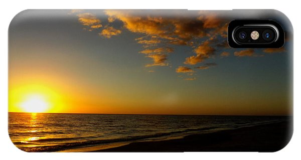 Sunday Sunset Redington Beach IPhone Case