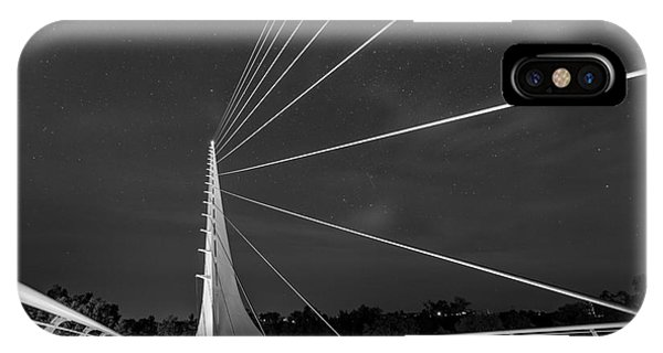 Sundial Bridge 2 IPhone Case