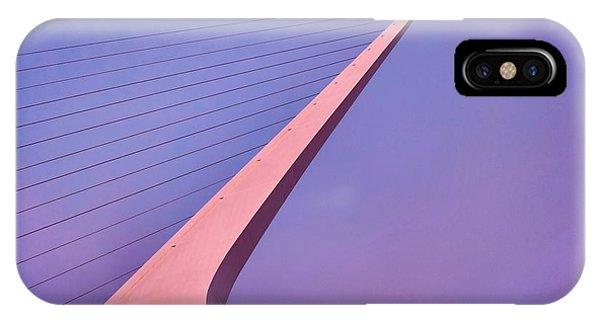 Sundial Bridge IPhone Case