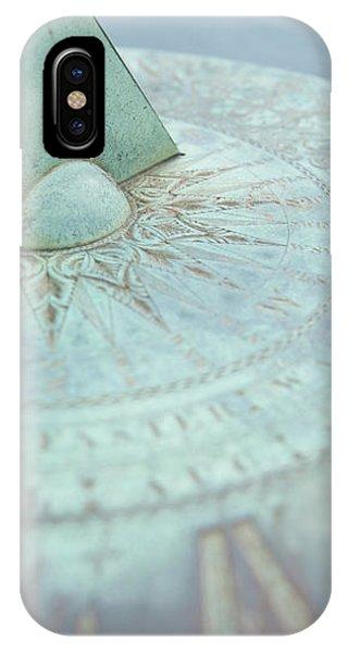 Sundial IIi IPhone Case