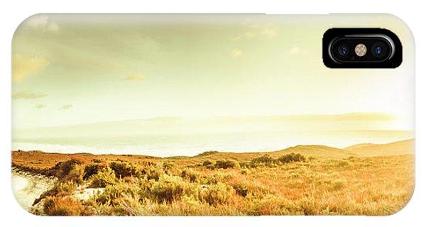 Rural iPhone Case - Sundown Bend by Jorgo Photography - Wall Art Gallery