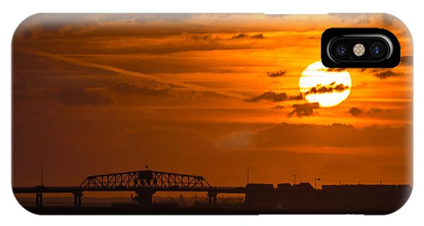Sundown On The Charleston Coast  IPhone Case