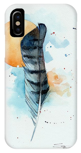 Sunfeather IPhone Case