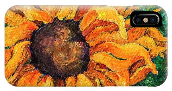 Sunflower #5 IPhone Case