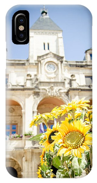 IPhone Case featuring the photograph Sunflower by Jason Smith