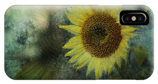 Sunflower Sea IPhone Case