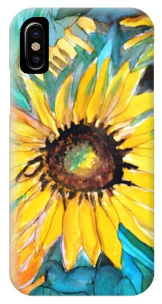 Sunflowers 7 IPhone Case
