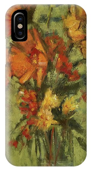 Sunflowers For Sunday IPhone Case