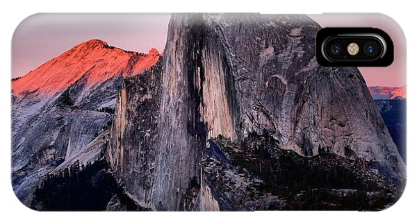 Sunkiss On Half Dome IPhone Case