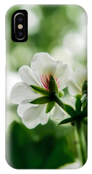 Sunlight Rain IPhone Case