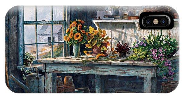 Nostalgia iPhone Case - Sunlight Suite by Michael Humphries