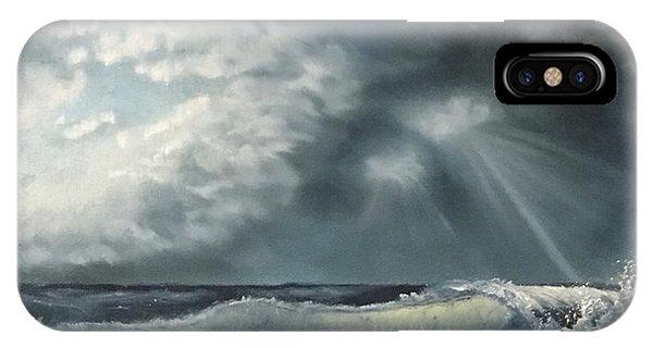 Sunlit Sea IPhone Case