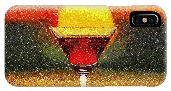 Sunned Wine - Da IPhone Case