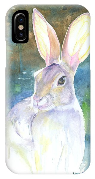 Sunny Bunny IPhone Case
