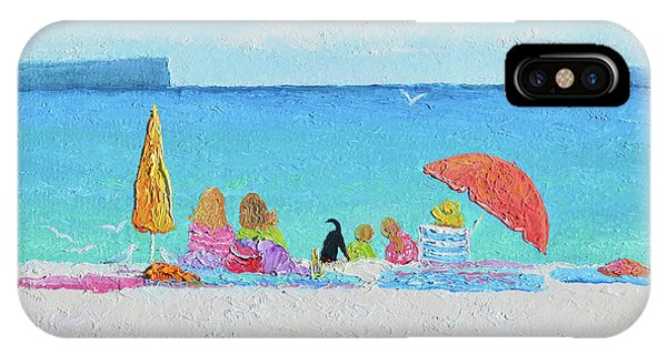 Jervis iPhone Case - Sunny Days At Hyams Beach Jervis Bay  by Jan Matson