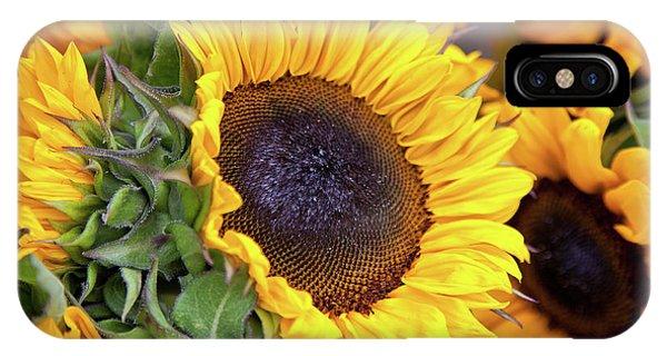 Sunny Face IPhone Case