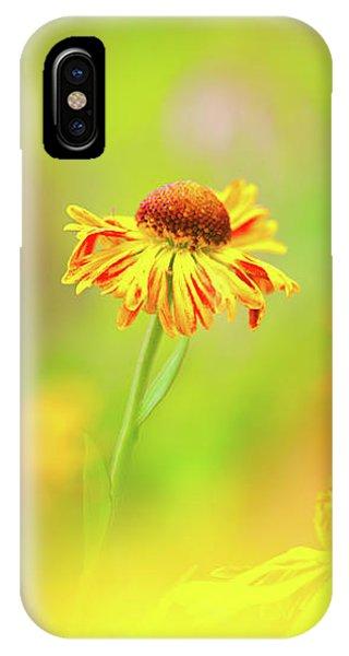 Sunny Spirit IPhone Case