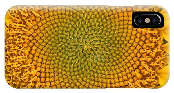 Sunny Swirl IPhone Case