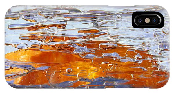 Sunny Water 1 IPhone Case