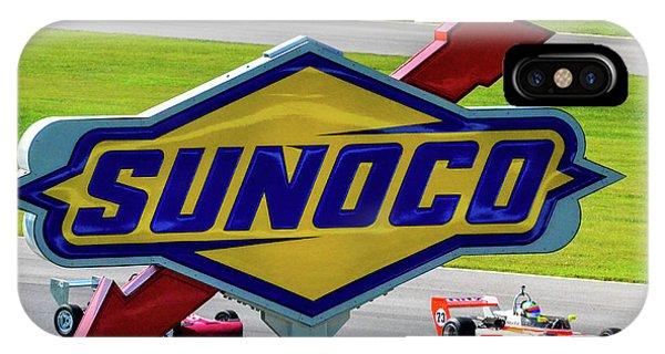 Sunoco IPhone Case