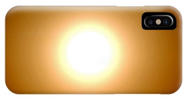 Sunpower IPhone Case