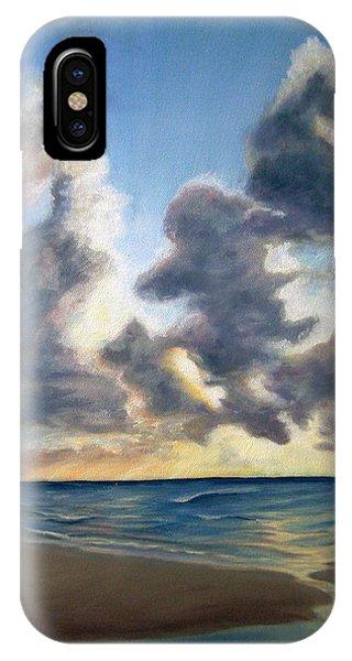 Sunrise 01 IPhone Case