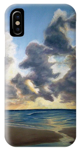 Sunrise 01 IPhone Case