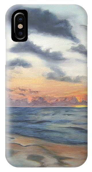 Sunrise 02 IPhone Case