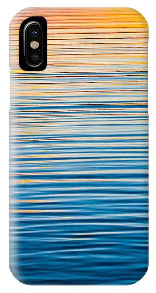 Sunrise Abstract  IPhone Case