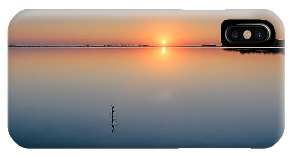 Sunrise Along The Pinellas Byway IPhone Case